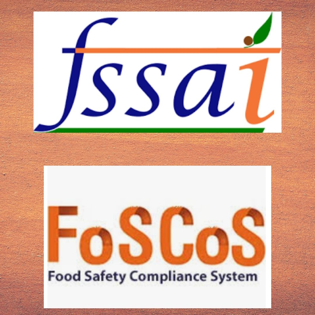 FSSAI is now FOOD SAFETY COMPLIANCE SYSTEM (FoSCos)