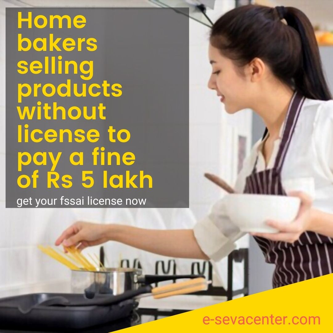 Do home-Chefs in Pune need to register with FSSAI & What rules and regulations?