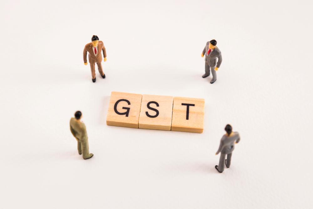 GST's effect on ordinary customers